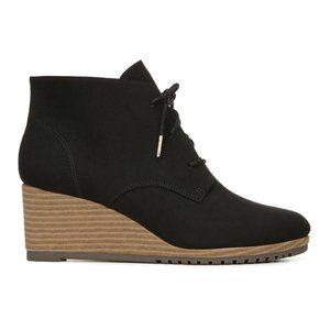 Dr Scholl's Women's Size 7.5 Ceelia Wedge Boots